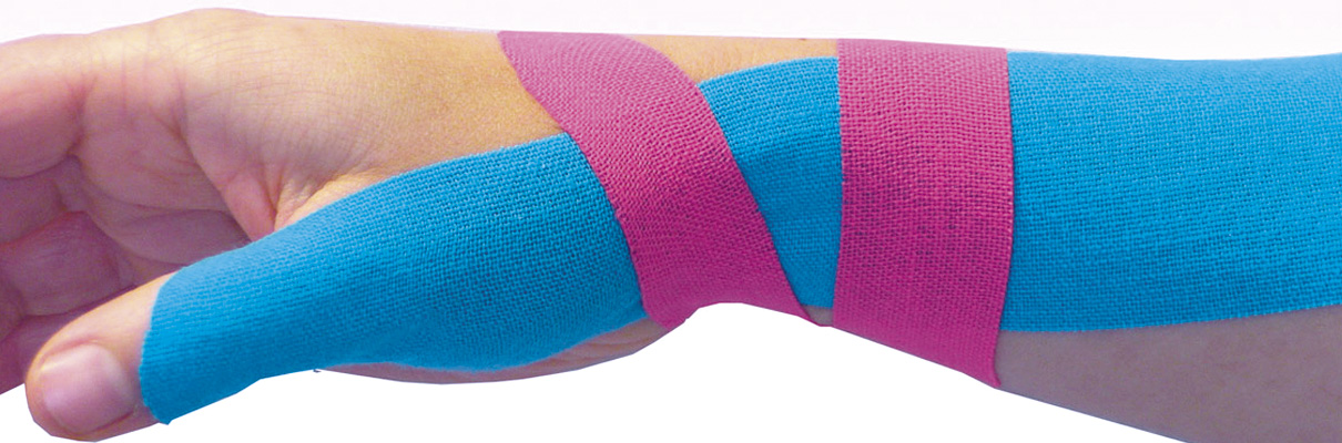 cure tape kinesio taping
